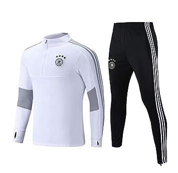 Chándal de fútbol para Adultos de Alemania, Camiseta de Manga ...