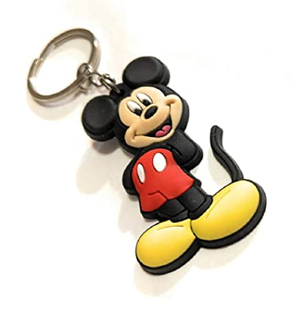 SuperGifts - Llavero de Mickey Mouse (5,6 cm), diseño retro ...