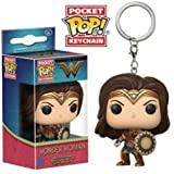 FunKo Wonder Woman Movie Portachiavi, 13346-PDQ