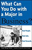 img - for What Can You Do with a Major in Business? book / textbook / text book