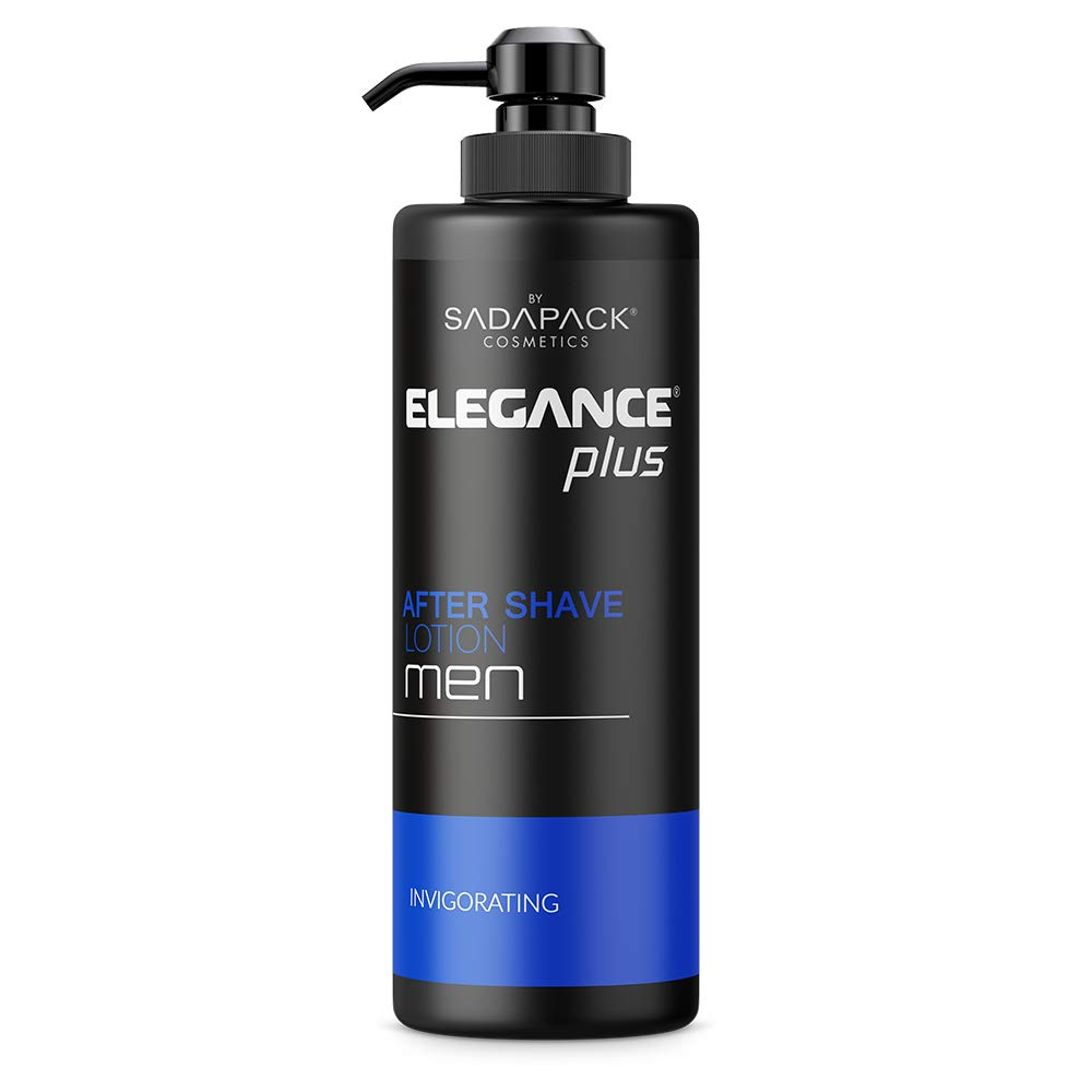 Elegance Plus After Shave Lotion Mens 16.9 Ounce Pump (500ml) SFR Products