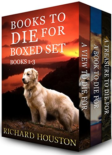 Books to Die For: Boxed Set, Books 1-3 (Shake Die)