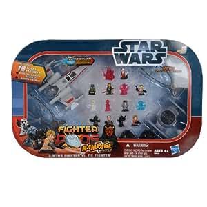 Star Wars Fighter Pods Rampage Figure 16 Pack