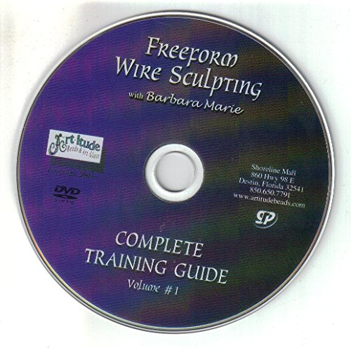 Freeform Wire Sculpting with Barbara Marie - Complete Training Guide - Volume - Freeform Wire