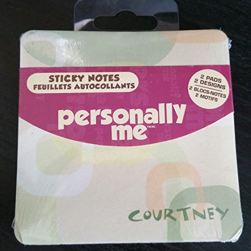 3 pack/pad Personally Me Sticky Notes 2 Pad Design…