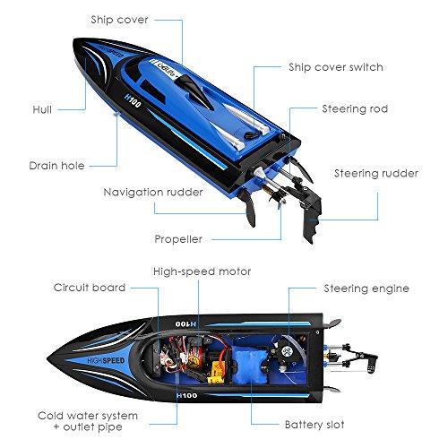 Buy boat radio control propellers BEST VALUE, Top Picks Updated + BONUS