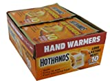 HeatMax Hot Hands 2 Handwarmer (40 Pairs), Outdoor Stuffs