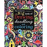 Big Book of Drawing, Doodling and Coloring (Doodle Books (Usborne Books))