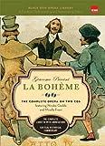 La Boheme (Book and CD's): Black Dog Opera Library