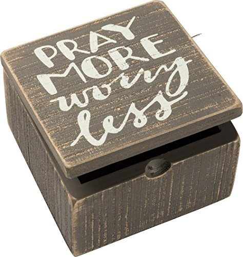 Pray Box - Primitives By Kathy