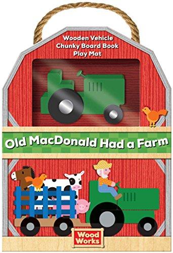 Woodworks Nursery Rhymes: Old MacDonald Had a Farm