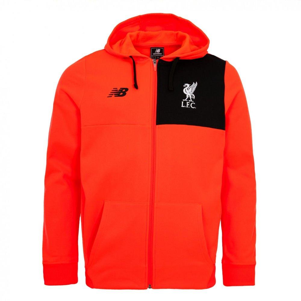 2016-2017 Liverpool Elite Training Hoody (Red) New Balance