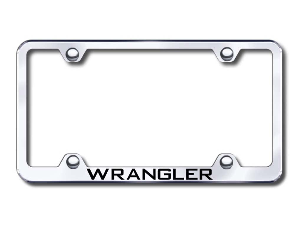 Jeep Wrangler Custom Nummernschild Rahmen: Amazon.de: Auto