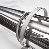 UltrSource Stainless Steel Netting Horn
