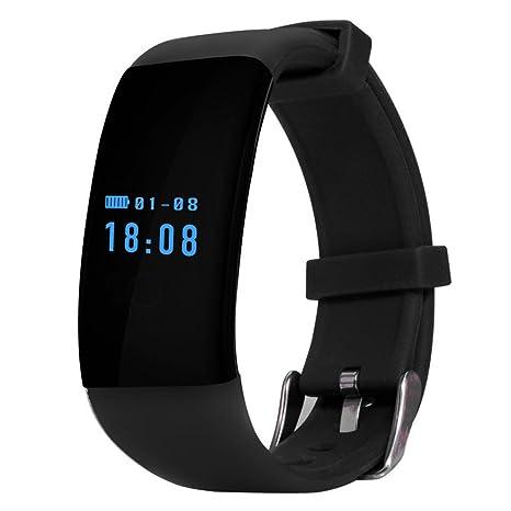 Amazon.com : New Trend, Elaco Sport Bluetooth Smartwatch ...