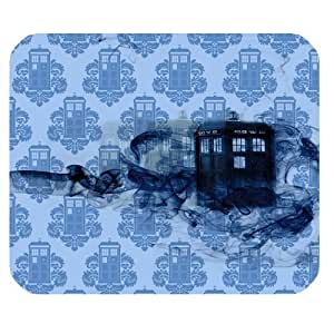 Doctor Who TV Show Personalized Custom Gaming Mousepad Rectangle Mouse Mat / Pad Office Accessory And Gift Design-LL606 by runtopwell
