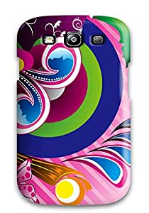 New Arrival Drawn Vector Image YlfskgU3903QRADh Case Cover/ S3 Galaxy Case