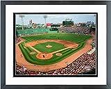 "Boston Red Sox Fenway Park 2015 MLB Stadium Photo (Size: 12.5"" x 15.5"") Framed"