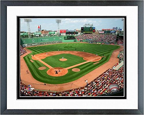Boston Red Sox Fenway Park 2015 MLB Stadium Photo (Size: 12.5