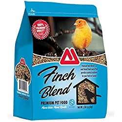 TMF 100% Premium Quality Finch Blend Bird Seed , 5 lb
