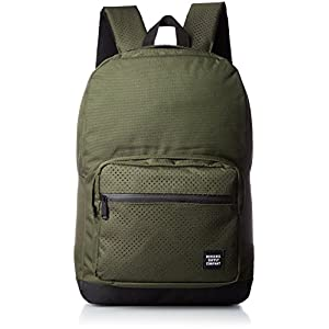 Herschel Supply Co. Pop Quiz Backpack (FOREST/BLACK)