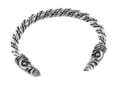 Viking Odin's Ravens Pewter Bracelet #1 8mZ4Crg