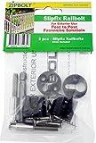 Zipbolt 17.150 Exterior Slipfix Railbolt - 2 Pack