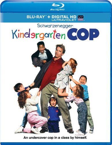 kindergarten cop blue ray - 1