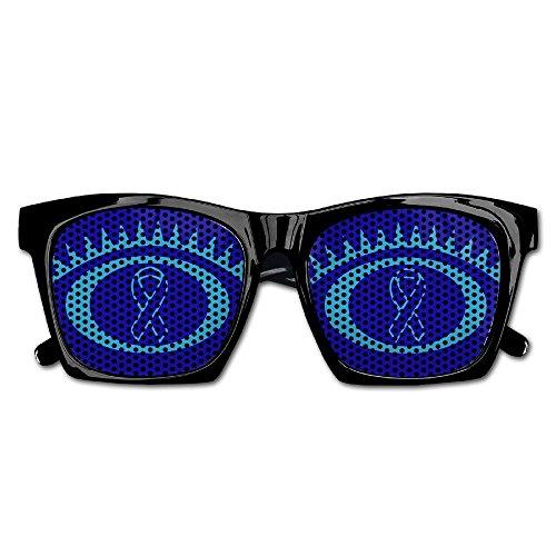 Facing AIDS Unisex Polarized Party Sunglasses Resin Frame Eyewear Favor Mesh Lens Sun - Philippines Eyewear
