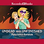 Undead and Unfinished: Queen Betsy, Book 9 | MaryJanice Davidson