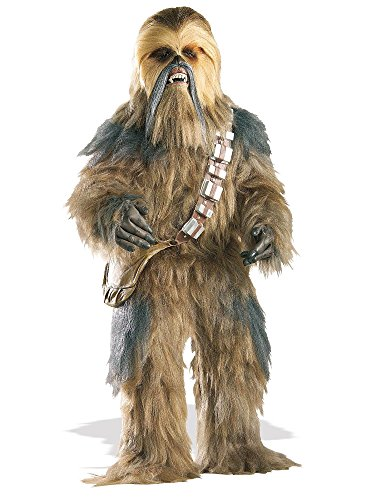 Rubie's Star Wars Collector Supreme Edition, Star Wars Episode III, Chewbacca Costume, Adult (Chewbacca Adult Costumes)