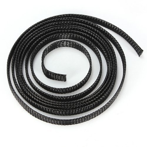 Well-Goal 8mm 1M Braided Expandable Auto Wire Cable Gland Sleeving High Density Sheathing na
