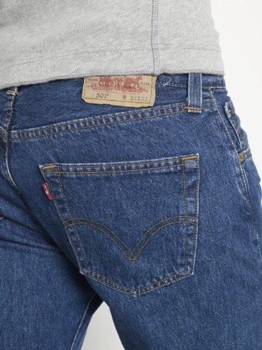 501 Levi's Original Azul Jeans Fit 0114 para Stonewash Hombre SPpw1xPd4