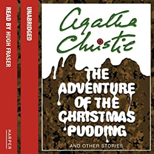 The Adventure of the Christmas Pudding Audiobook