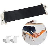 KTOO Çalışma masasının altında ayak hamağı, metal kancalı, ayak desteği, ayarlanabilir çalışma masası ayak desteği…