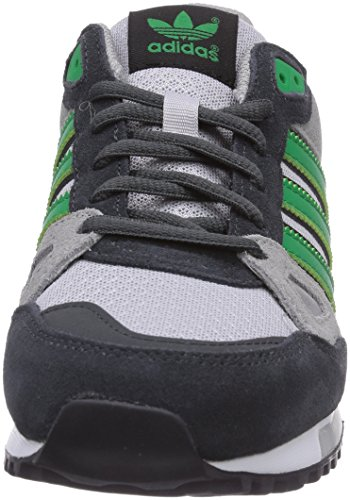 Adidas Originals Zx 750, Sneakers Basses Adulte Mixte Gris (Dgh Solid Grey/Green/Mgh Solid Grey)