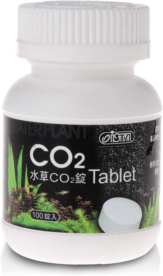 Biniwa Aquarium CO2 Tablet, dióxido de carbono, difusor de tanque de peces agua planta acuática hierba