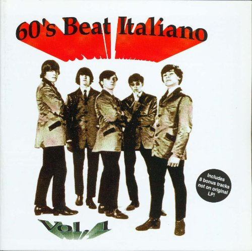 60's Beat Italiano by Get Hip Records