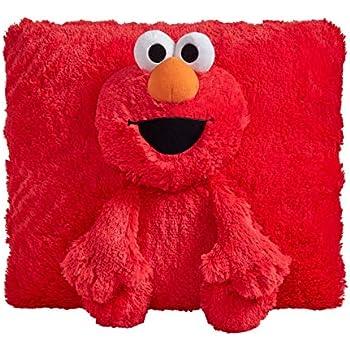 Amazon.com: Elmo Character - Juego de funda de almohada de ...