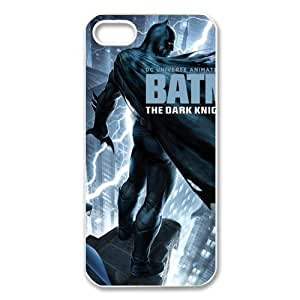 Custom Batman New Back Cover Case for iPhone 5 5S CP649