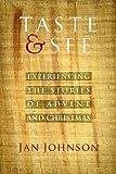 Taste and See, Jan Johnson, 0835813541