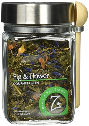 Zhena's Gypsy Tea Full Leaf, Figs and Flowers, 2.0 Ounce
