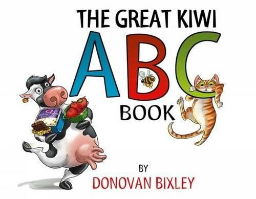 Download The Great Kiwi ABC Book pdf