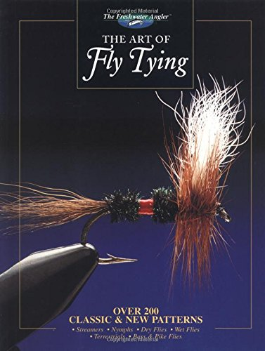 The Art of Fly Tying (The Hunting & Fishing Library) John Van Vliet