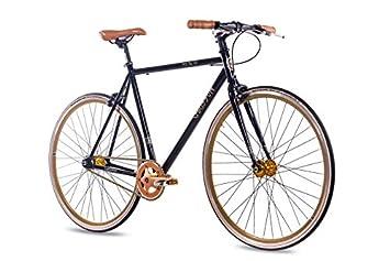 Chrisson FG Flat 1.0 2016 - Bicicleta fixie de 28pulgadas, sin marchas,