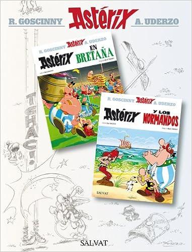 Asterix en Bretaña amp: Asterix y los normandos / Asterix in Britain amp: Asterix and the Normans
