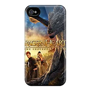 Scratch Protection Hard Cell-phone Cases For Iphone 4/4s (kzz14018kRoR) Customized Attractive Strange Magic Series