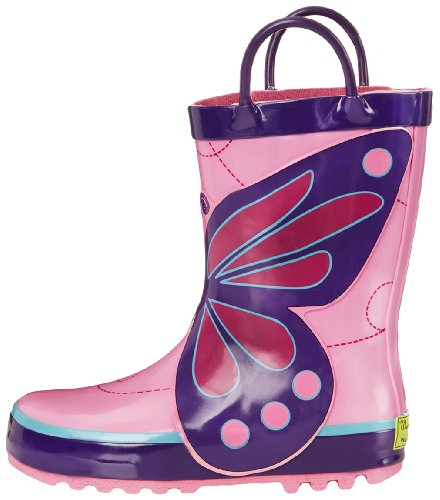 Western Chief kids Butterfly Wings Rain Boot(Toddler/Little Kid/Big Kid)