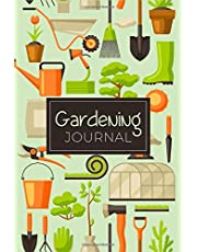 Gardening Journal: Notebook for Recording Vital Plant Details   Urban Gardening Log Book for Tracking Plant Profiles and Growing Notes