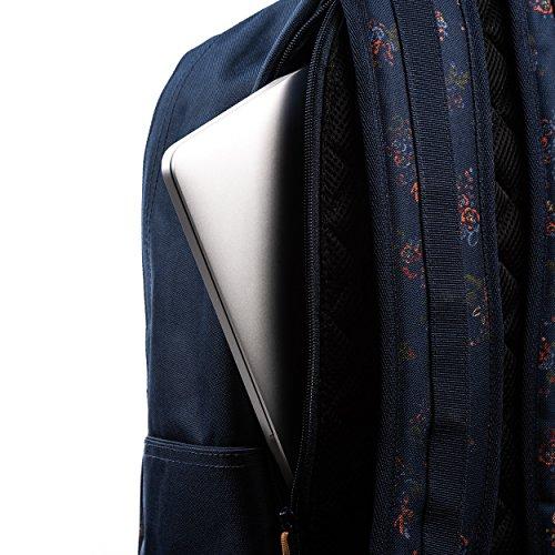 Rucksack ANIMAL Bags F94 Dark Backpack LU8WN303 Schoolbag Discover ANIMAL Navy 0Z0vr4qw